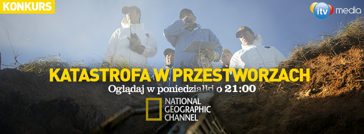 KONKURS: National Geographic Channel